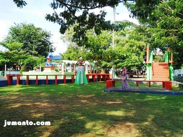 Taman Kota Agung Tanggamus