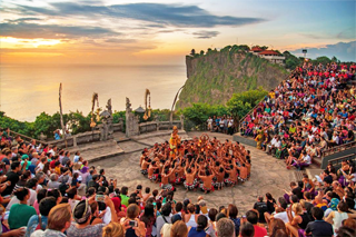 Kecak and Fire Dance Performance | Sunia Bali Tour