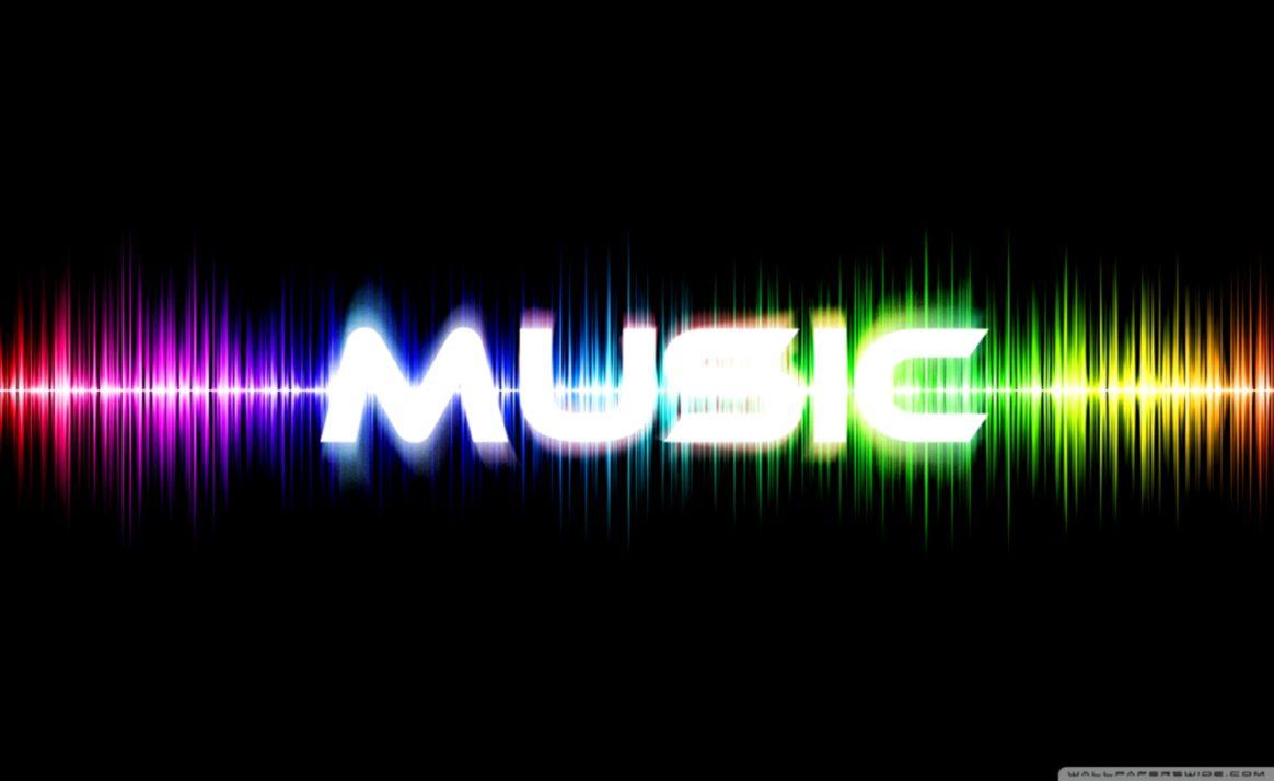 Music Neon Hd Wallpaper Smart Wallpapers