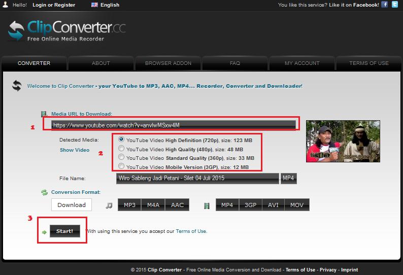 video clip converter