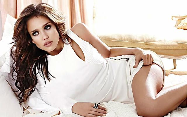 Sexy Jessica Alba Wallpaper Hd for PC