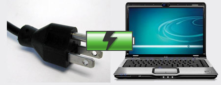 How to charge your laptop battery correctly
