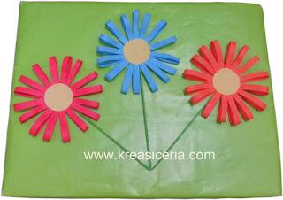 Contoh Prakarya yang Mudah Dibuat Untuk Anak TK