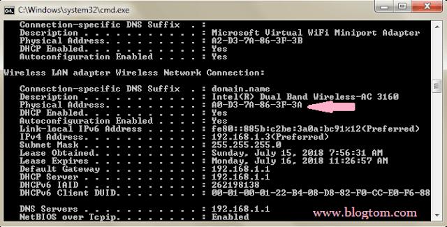 your-pc-MAC-address