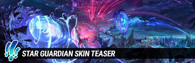 Surrender at 20: Star Guardian Skin Teaser: Star Guardian Ahri