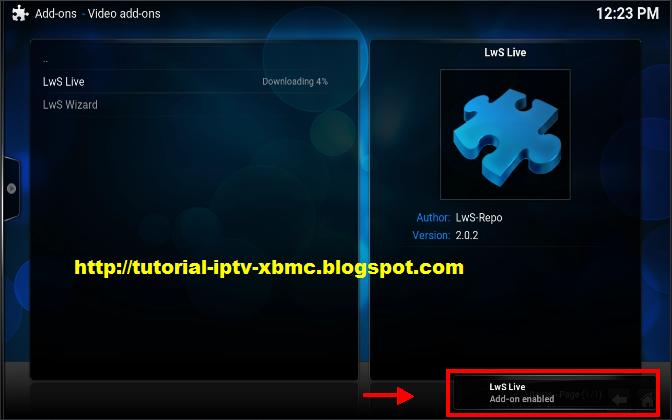 how to install kodi on jynxbox live