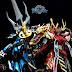 "Custom Build: FM 1/100 Gundam Bael ""Basara Sanada Yukimura"""