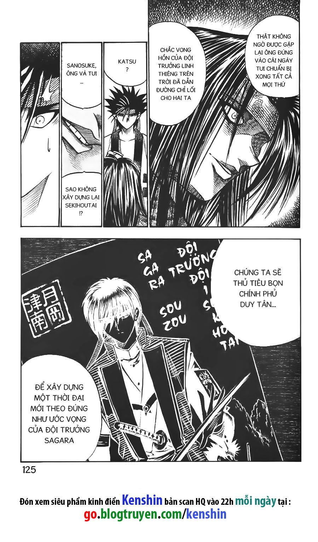 Rurouni Kenshin chap 45 trang 19
