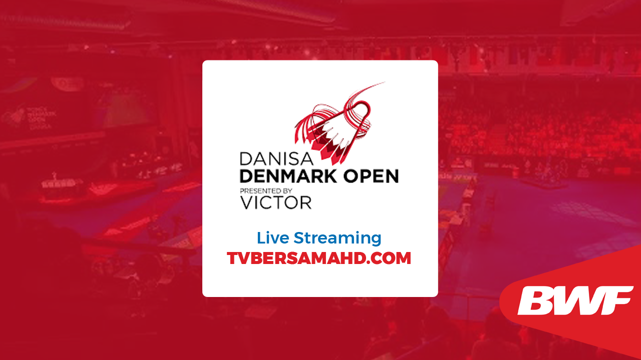 Badminton Victor Danisa Denmark Open 2018 Live Streaming