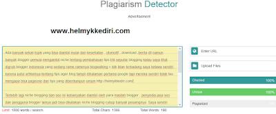 Situs untuk cek artikel plagiat atau asli2