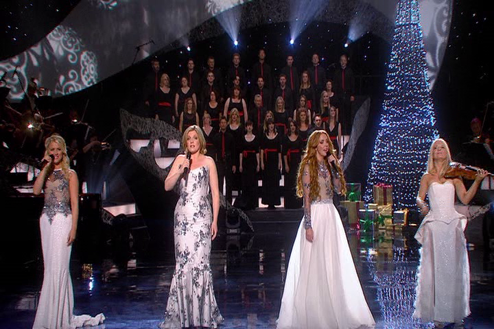 Celtic Woman Christmas.I Think Therefore I Review Celtic Woman Home For Christmas