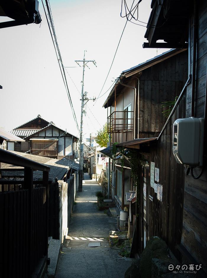 Ruelle à Onomichi, Hiroshima