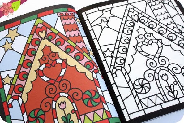 Je décore mes fenêtres pour Noël - Usborne