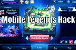 Download Mobile Legend Mod Radar, Unlimited Diamond, Unlimited Battle Point