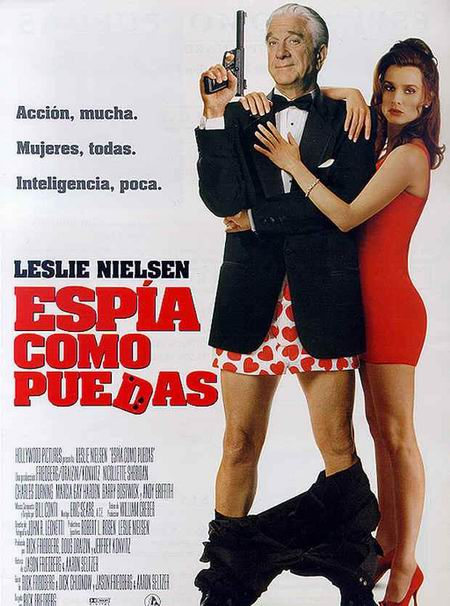 Espía como puedas (1996)