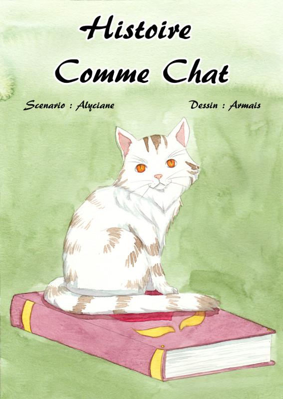 [BD] Histoire Comme Chat HCC_2017_00