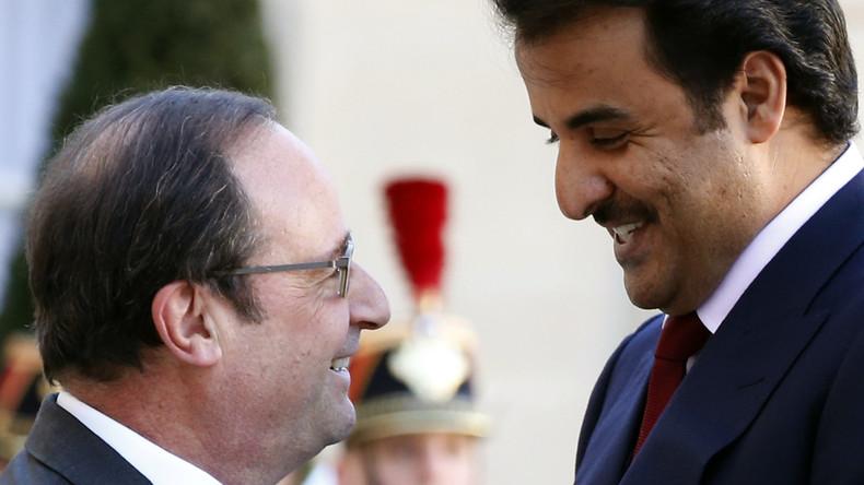 Alalumieredunouveaumonde le qatar poursuit ses emplettes for Maison du monde qatar