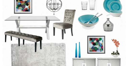 Laurendy One Place One Space Z Gallerie Glam Dining Room