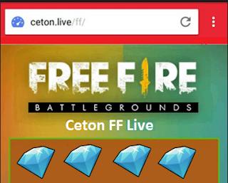 Ceton FF Live [free fire] the latest Online Diamond Generator Hack