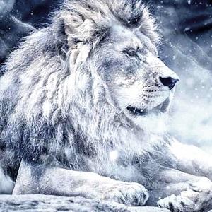Khodam Pendamping Singa Putih Ganas