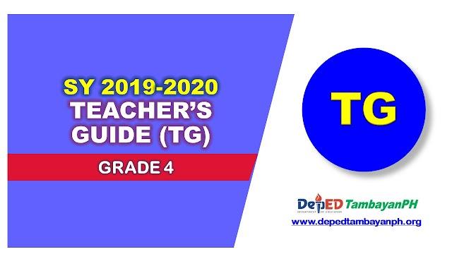 Teachers Guide (TG) | Grade 4