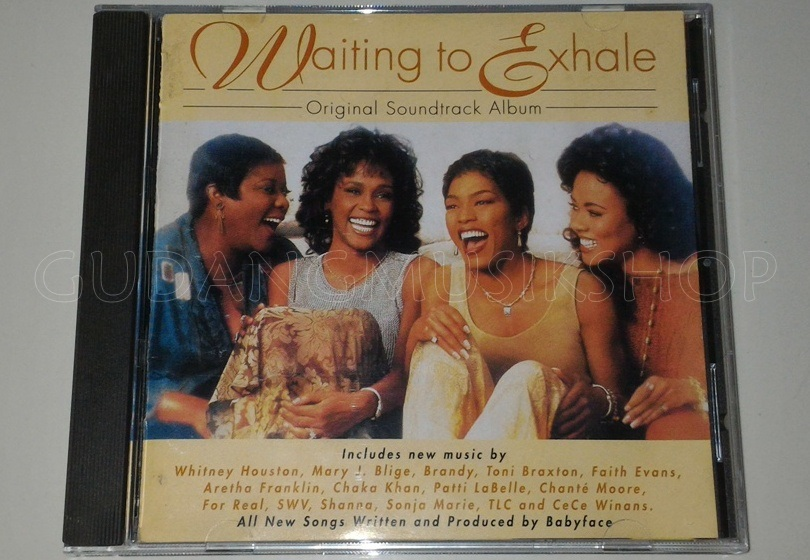 Cd Ost Waiting To Exhale Gudang Musik Shop