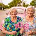 Gémeas celebram 100 anos e recebem sessão fotográfica como presente