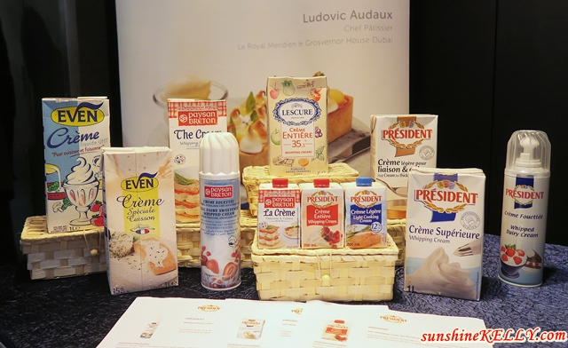 European Cream Workshop