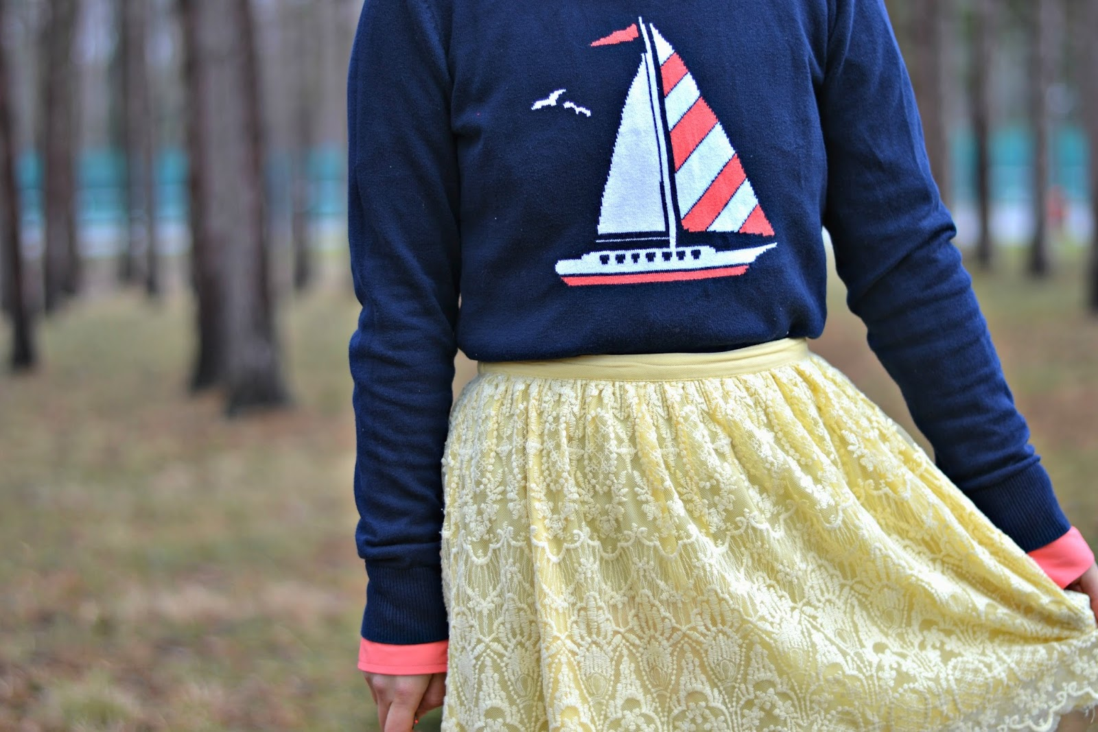 ship sweater