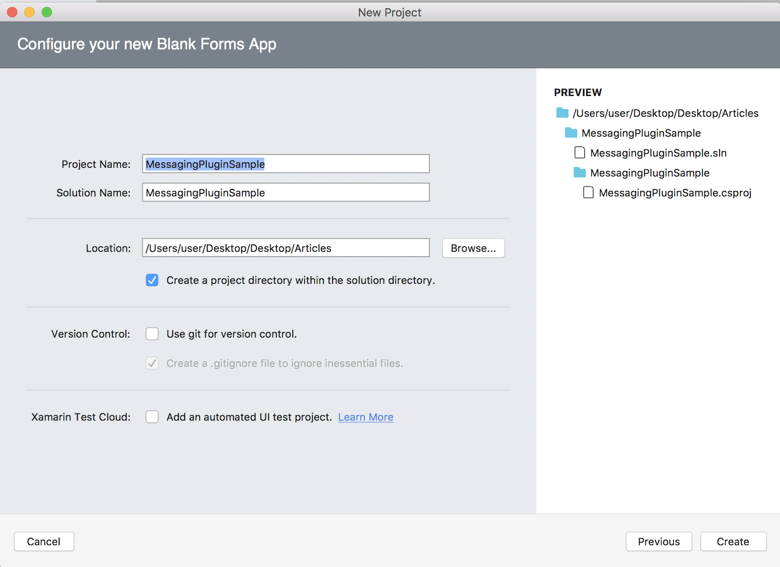 How to make Phone Call, SMS And Email in Xamarin Forms (C#