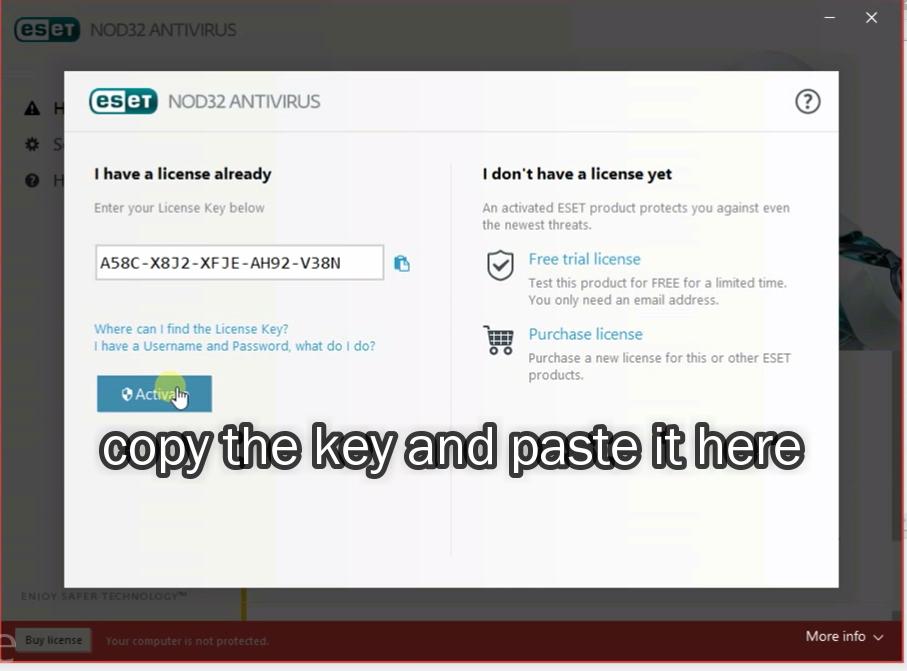 Eset nod32 license key 2018 Archives - Apps for Laptop ...