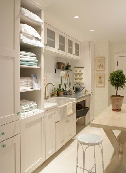 Love.Food.Fashion.Decor.: Laundry Room Ideas on Laundry Decorating Ideas  id=94179