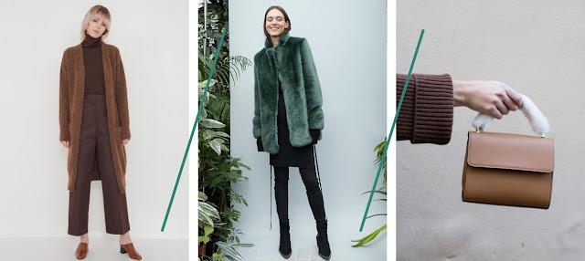 Minimal Fur Bad Oversized Maxi Cardigan Fur Coat 2017 Trends