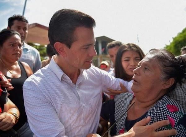 """""""Año nuevo comienza en enero o en febrero"""", dice Peña Nieto (Video)"""