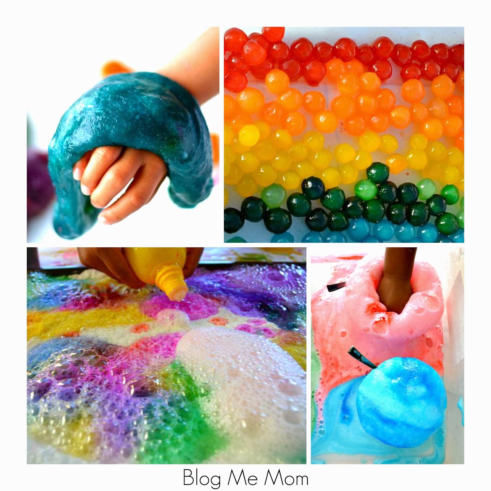 36 Rainbow Activities for Babies, Toddlers, Preschoolers ...