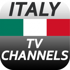Free Italian IPTV 12/03/2018, M3U for VLC and Kodi