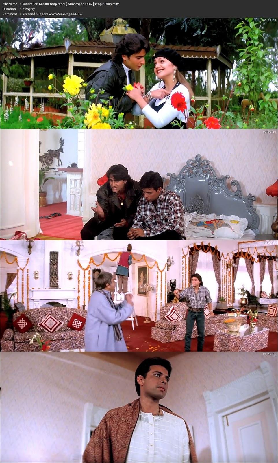 Sanam Teri Kasam 2009 Hindi Full Movie HDRip 720p at movies500.info