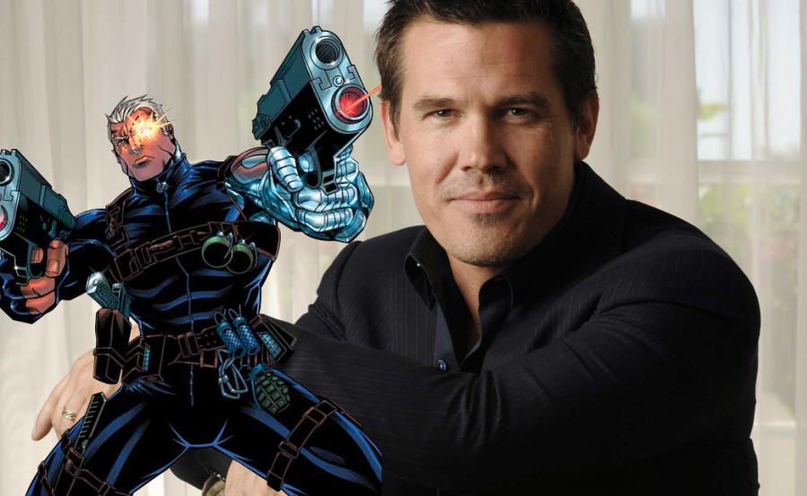 """Josh Brolin será Cable em """"Deadpool 2"""""""