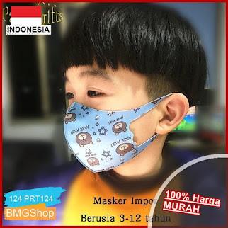 PRT124 Masker Korea Topeng Antibakteri Tahan BMGShop