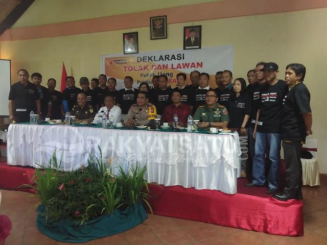 Di Toraja Utara, TNI- Polri Siap Amankan dan Menyukseskan Pilkada