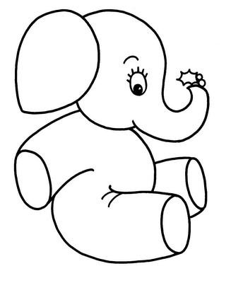 Circus printable coloring pages | Kleurplaten, Circus olifanten ... | 400x327