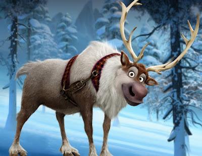Sven, el reno