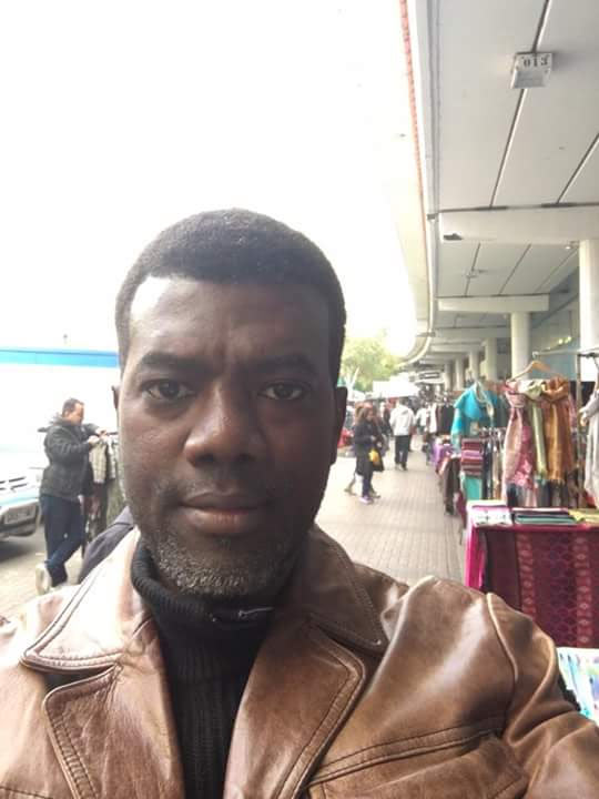 Reno Omokri flaunts his food as he tours Jamaica