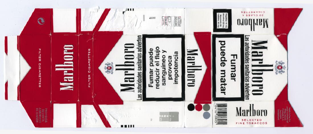 plantillas, cajetillas, tabaco, cigarrillos, mensajes, papel, manualidades