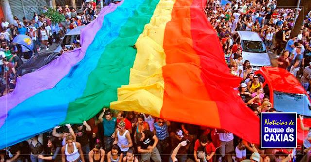 Parada LGBT em Duque de Caxias acontece neste domingo 2