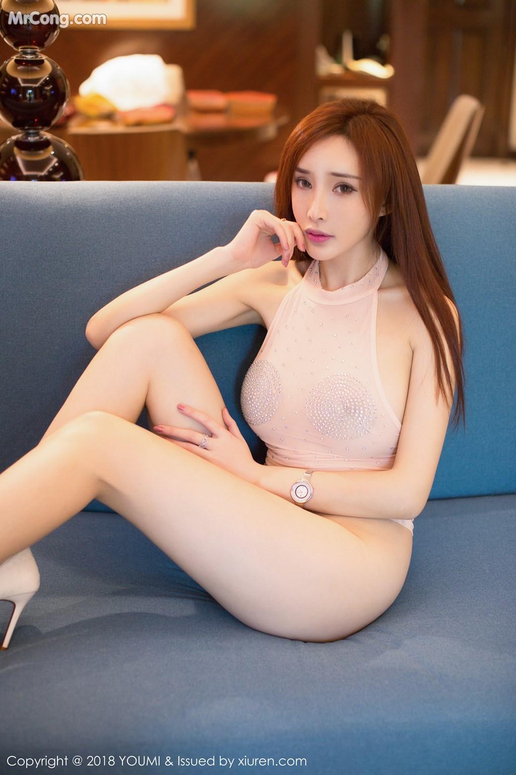 Image YouMi-Vol.112-Tu-Fei-Yuan-Ai-Cuo-Qiong-MrCong.com-006 in post YouMi Vol.112: Người mẫu 土肥圆矮挫穷 (51 ảnh)