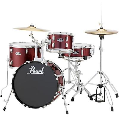 Thông tin chi tiết bộ trống jazz pearl