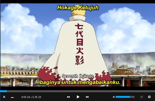 Download Boruto : Naruto The Movie Subtitle Indonesia