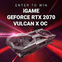 Castiga o placa grafica high-end GeForce RTX 2070 Vulcan X OC