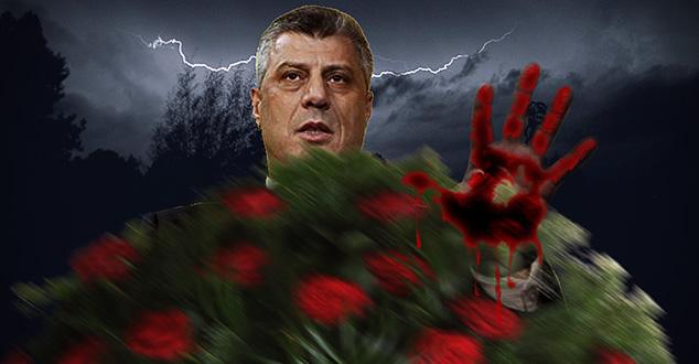 #Kosovo #Metohija #Hašim #Tači #Šiptari #Teroristi #Zločini
